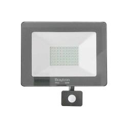Proiector LED cu senzor 50W SMD 6500K IP44
