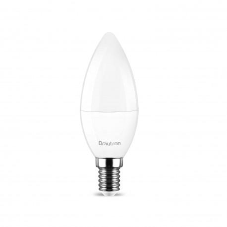 BEC LED, 7W, C37, PLS, E14, 3000K, Lumanare
