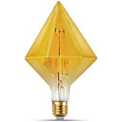 Bec Led Decorativ Filament 4w DM110, 2000k, E27