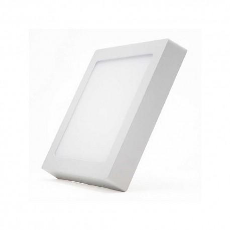 Spot LED Pătrat Aplic. 12W 3000k 17x17x3,8cm 910lm