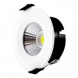 SPOT CU LED ROTUND MINICOB 5W 6400K