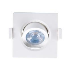 Spot LED Patrat 5W 380LM 38D 3000K Ip20 G1 Braytron Plus