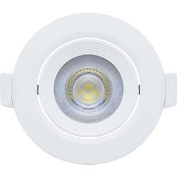 Spot LED Rotabil 10W 800LM 6500K Ip20 G1 Plus