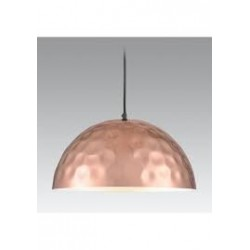 Pendul metalic Cojom , Copper, finisaj cupru lucios