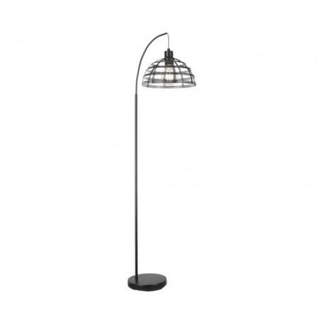 Lampadar Just E27 max. 1x40W, negru