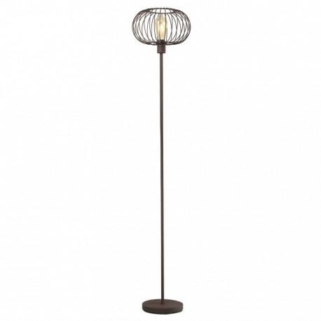 Lampadar Wire KL107012, 1 x E27, ruginiu