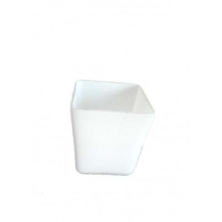 Abajur sticla geam alb mat